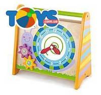 Игрушка Viga Toys «Часы», 50063