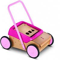 Puky Детские ходунки каталка-тачка LW1 цвет: розовый 1502
