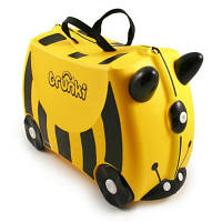 Trunki Детский дорожный чемоданчик Bernard trunki-Bumble bee 044