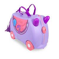 Trunki Детский дорожный чемоданчик Bluebell 0185