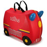 Trunki Детский дорожный чемоданчик Fire 0254