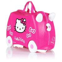 Детский дорожный чемоданчик Hello kitty 0131