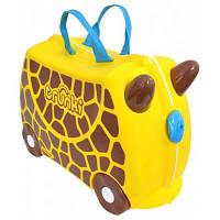 Детский дорожный чемоданчик Gerry 0265