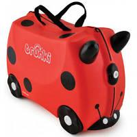 Trunki Детский дорожный чемоданчик Ladybird 092