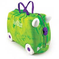 Trunki Детский дорожный чемоданчик Rex 066