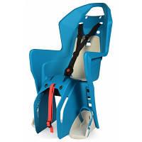 Детское велокресло Boodie for CFS цвет: blue/cream 8631500007