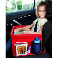 Tuloko Универсальный столик для детского автокресла Red