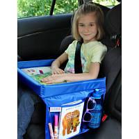 Tuloko Универсальный столик для детского автокресла Blue
