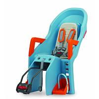Детское велокресло Guppy RS Blue/orange 8637700009