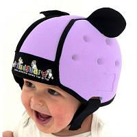 Reer Защитный шлем Thudguard цвет: фиолетовый
