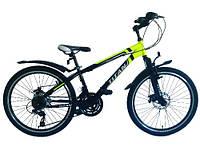 """Велосипед подростковый Titan Rider 24"""""""