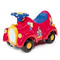 Машинка-каталка Mickey 449001