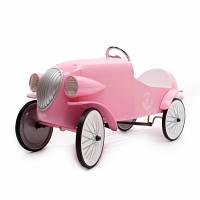 Baghera Педальная машина Pink Race Car 1924R