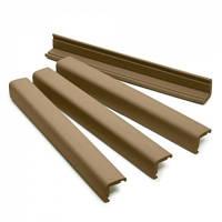 Prince Lionheart Защита на острые поверхности Jumbo edge guard цвет: chocolate