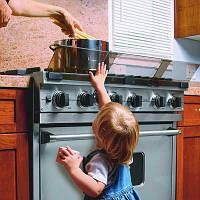 Защита на кухонную плиту Adjustable cooker guard 61-91 см.