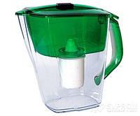 Водоочиститель Кувшин Грант, зеленый