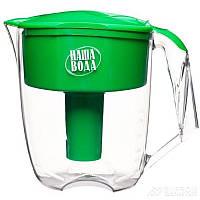 Водоочиститель Кувшин Maxima,зеленый, фото 1