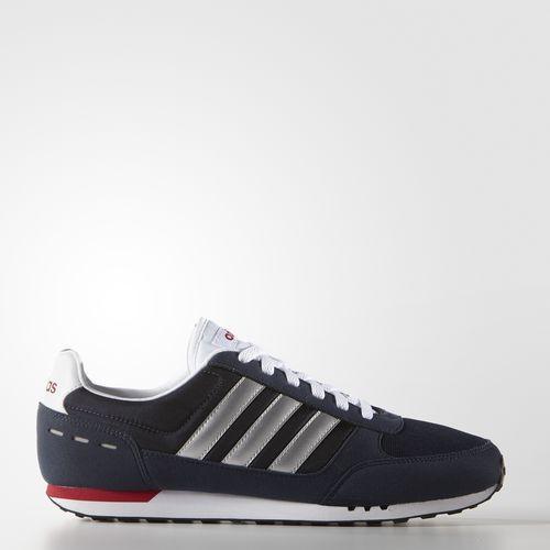 Мужские кроссовки Adidas Neo City Racer F99330, фото 1