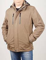 Оригинальная мужская куртка. Весна-осень. На утеплителе.