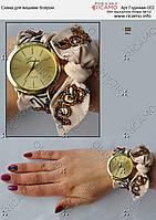 Часы под вышивку бисером ГОДИННИК-003