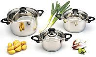 Набор посуды из 6 предметов BergHOFF Vision Prima 1112473