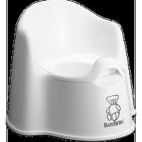 BabyBjorn Кресло-Горшок Potty Chair white