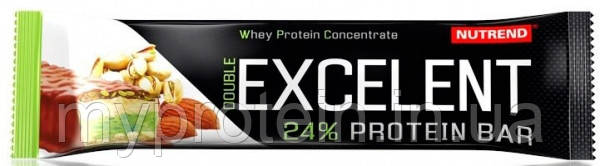 Nutrend Батончики Excelent Protein Bar Double (85 g )