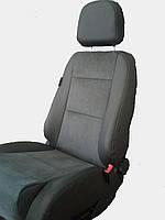 Авточехлы оригинальные Audi A2 1999-05 г. экокожа +ткань.