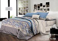 Двуспальный набор постельного белья Ранфорс №276