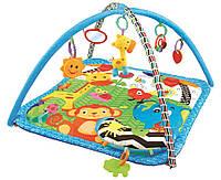Развивающий коврик Sun Baby 27286 Солнечный зоопарк