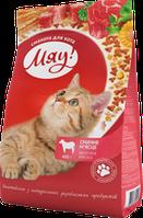 Мяу! Сухой корм для кошек с мясом 11кг