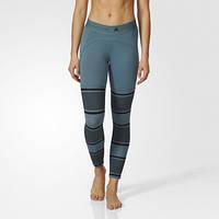 Лосины женские для спорта Adidas Studio Stripe AX7045