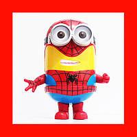 Танцующая игрушка Миньон Spider- Minion!Акция