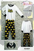 """Пижама детская """"BATMAN""""."""