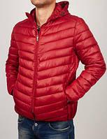 Демисезонная молодежная куртка стеганая