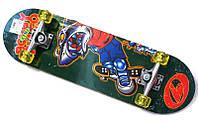 Скейт Tilly BT-YSB-0005 колеса PU подвеска жесткая