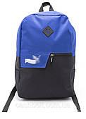 Спортивный рюкзак Б/Н art. 142 синий/черный