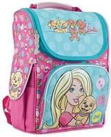 Ранец школьный ортопедический 1 Вересня Barbie mint 553265