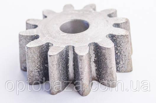 Шестерня (венец) Большая 12 зубьев для бетономешалки, фото 2