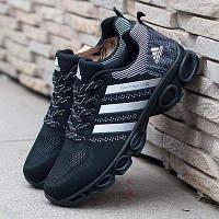 Кроссовки Adidas Marathon TR 26 Black (Черные)