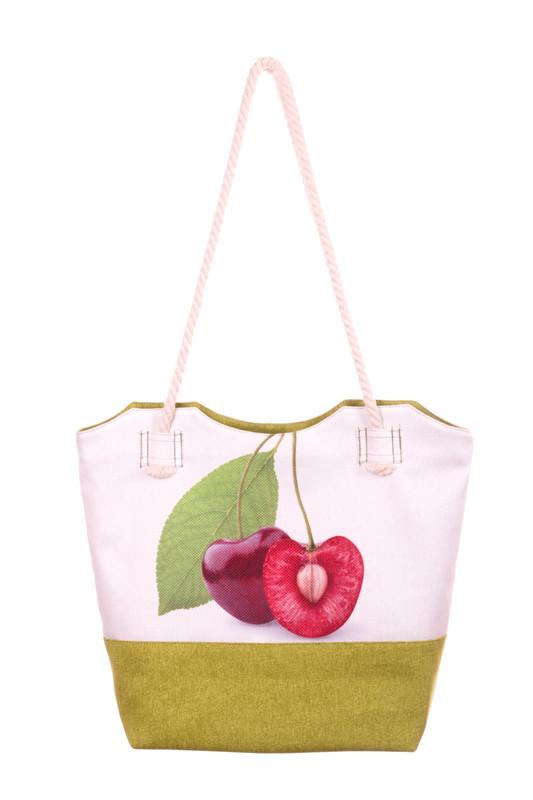f99983a7b07b Прикольная женская сумка Вишенка, цена 350 грн., купить в Одессе ...