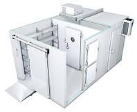 Монтаж холодильных, морозильных, шоковых камер