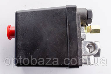Автоматика на три выхода 6-8Kg (220 V), класс А для компрессора