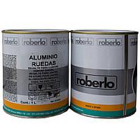 Краска для дисков ROBERLO ALUMINIO RUEDAS 1л