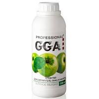 Средство для снятия гель лака и биогеля GGA Professional Яблоко 1000 мл.