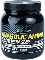Olimp Nutrition Anabolic Amino 5500 Mega Caps (400 капс.)