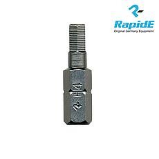 Промышленная отверточные бита H4-25 мм RapidE