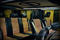 Переоборудование микроавтобусов автобусов, переоборудование салона