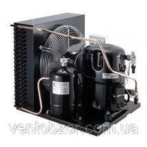 TAGD 4610 ZHR Холодильный агрегат Tecumseh 380V