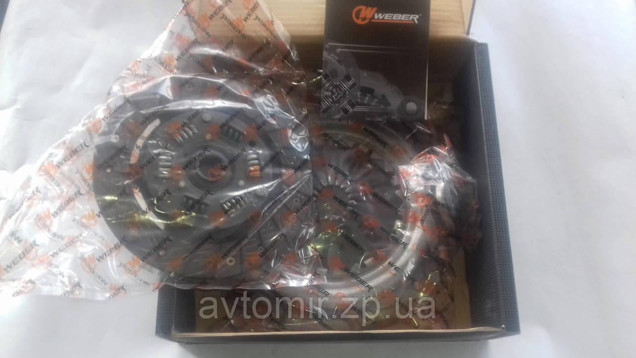 Комплект сцепления  ВАЗ 2108-21099,2113-2115 Weber